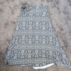 2x lularoe cotton maxi